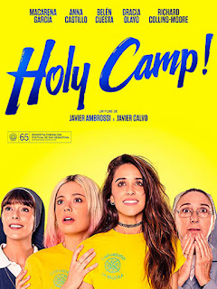 Holy Camp! - HDRip Dual Áudio
