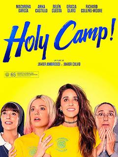 Holy Camp! - HDRip Dual Áudio