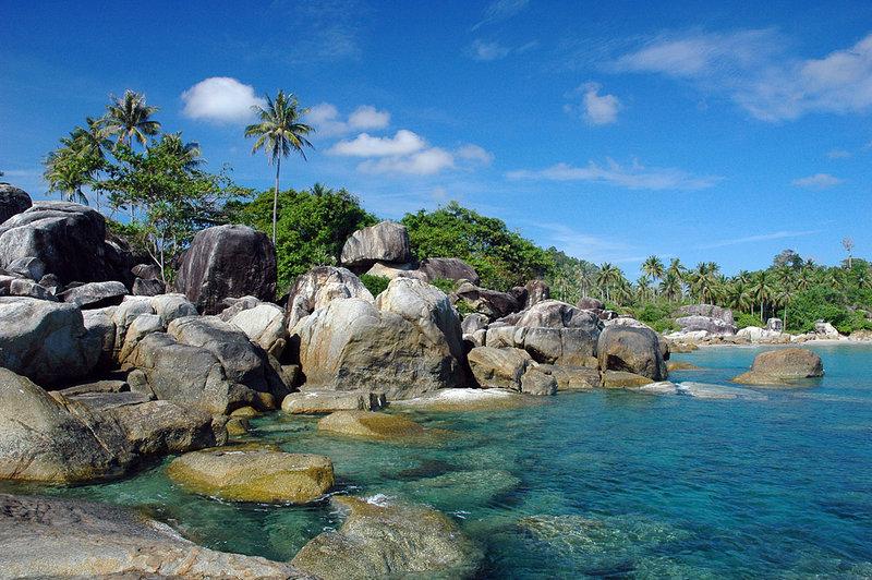 gambar pemandangan indah di indonesia  XTRA TWO