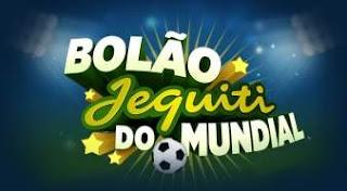 Cadastrar Promoção Bolão JEquiti SBT Copa do Mundo 2018