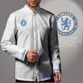 Baju Koko Bola Chelsea