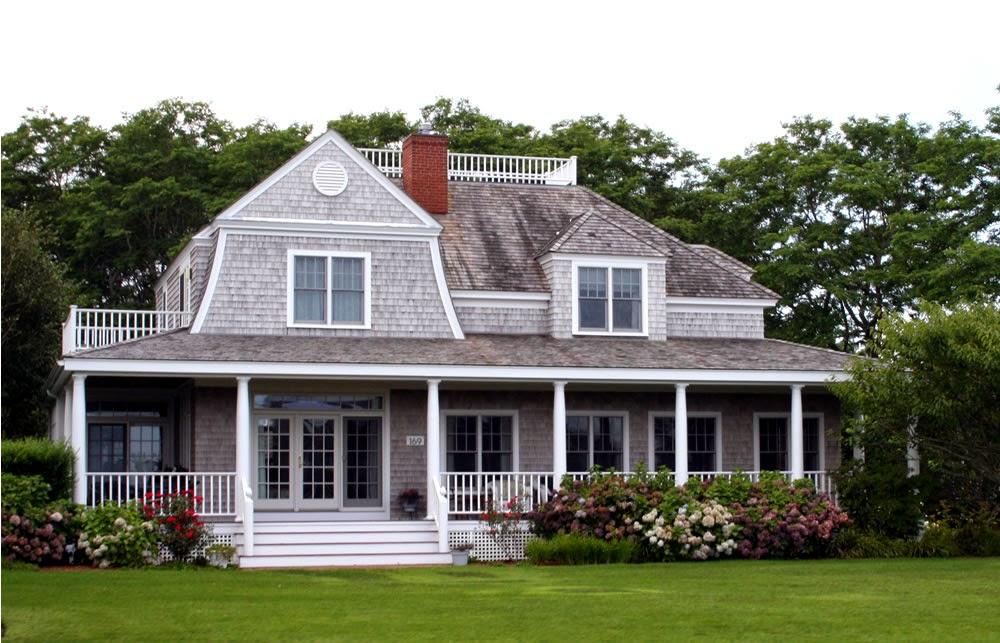 Maisons Style Cape Cod