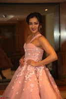 Catherine Tressa looks super cute in strapless sleeveless deep short dress at 64th Jio Filmfare Awards South ~  Exclusive 178.JPG