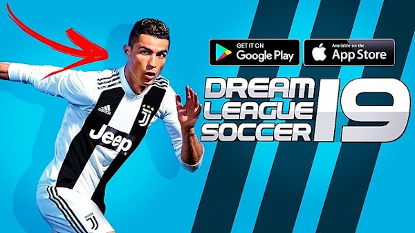Download Dream League Soccer 2019 Mod Apk + Data OBB ( DLS 19 )