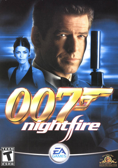 james bond 007 nightfire pc complète