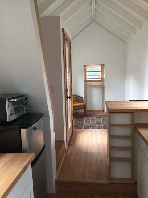 Tiny house town blue portland tiny house 200 sq ft for Tiny house search
