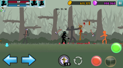 Download Anger of Stick 5 Mod Apk Terbaru Gratis