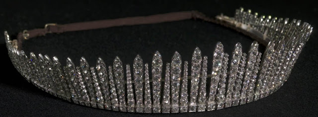 fife fringe tiara princess louise united kingdom