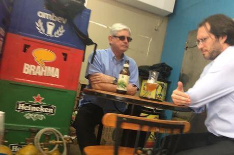 Janot é visto com advogado de Joesley em boteco de Brasília