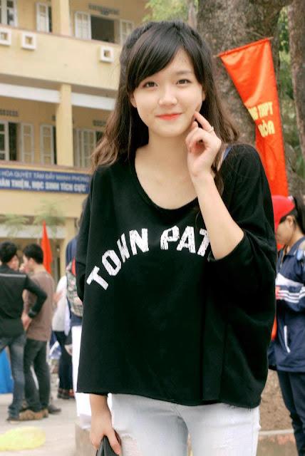 Hình ảnh hot girl kute - Tự hào con gái Việt Nam