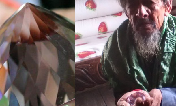 berlian Kakek Qarasing