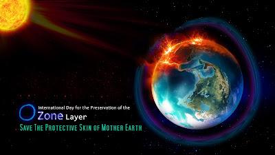 ओजोन परत (OZONE LAYER)