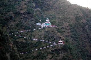 Temple in BaliChowki.