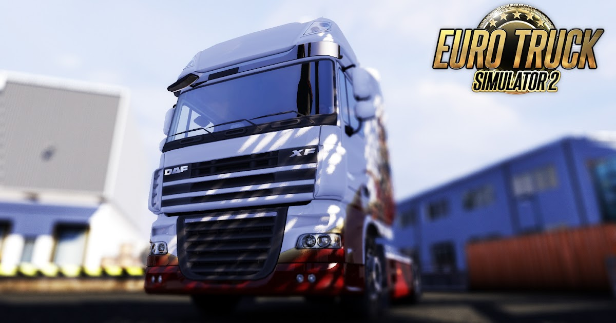 SCS Software's blog: DAF Trucks coming to Euro Truck