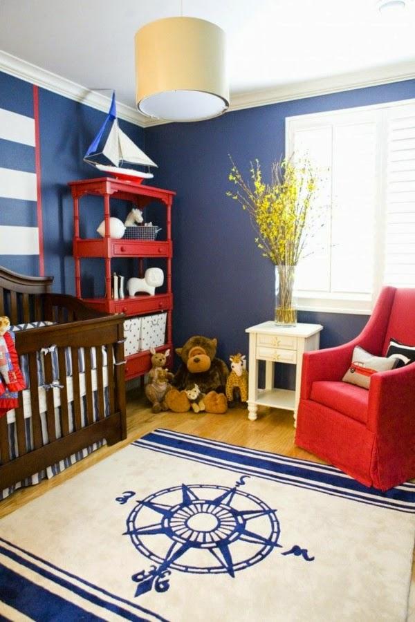 Fotos de lindos cuartos para beb s dormitorios colores y estilos - Accesorios habitacion bebe ...