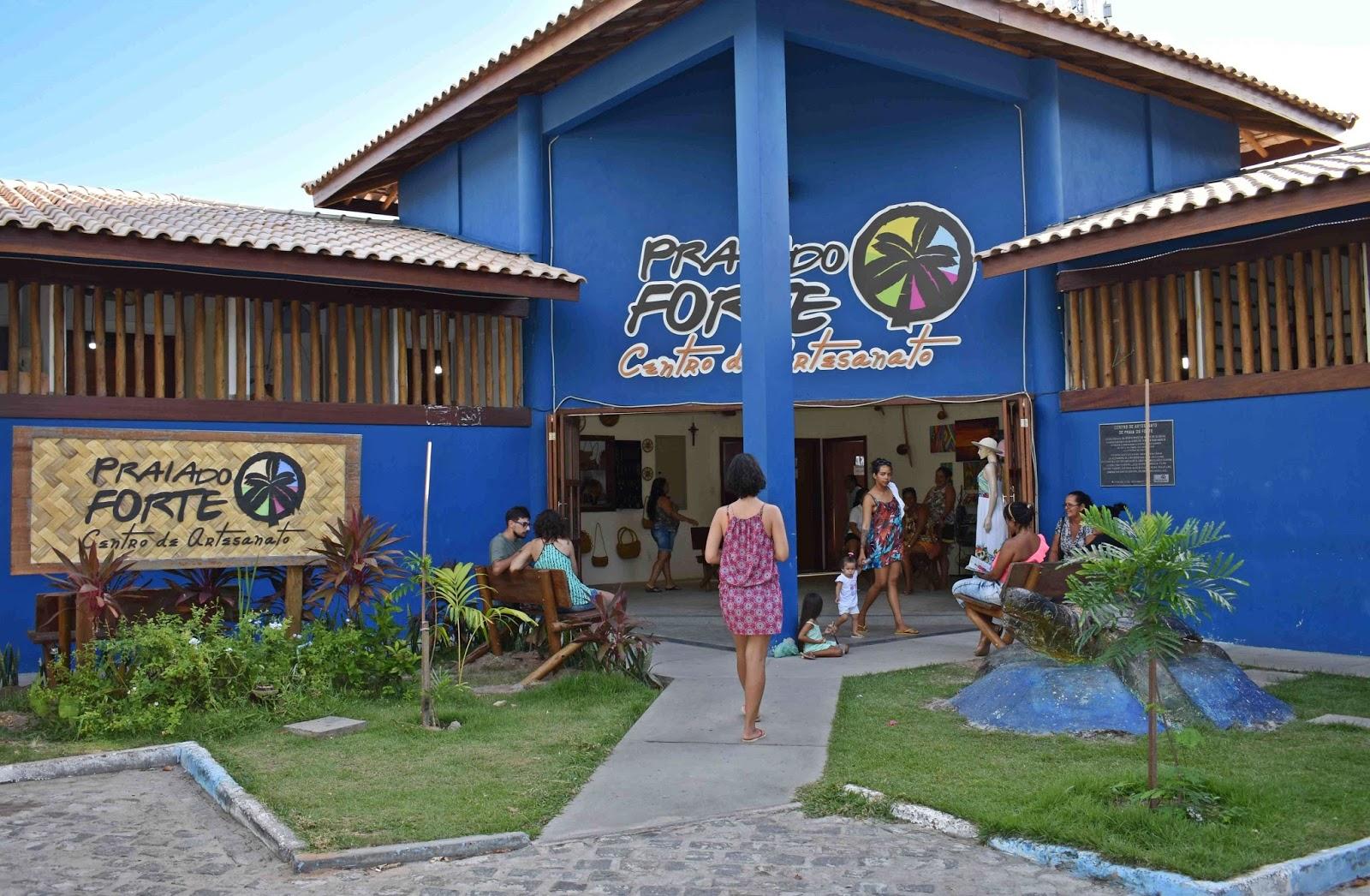 Centro de Artesanato da Praia do Forte