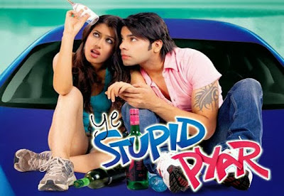 Poster Of Bollywood Movie Ye Stupid Pyar (2011) 300MB Compressed Small Size Pc Movie Free Download worldfree4u.com