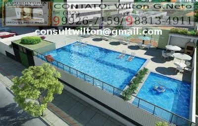 relaxar nesta piscina será um verdadeiro prazer!