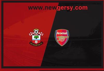 Southampton vs Arsenal: Premier League