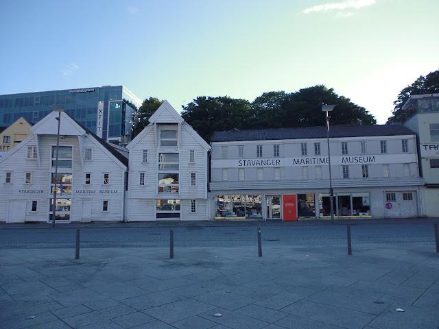 Museo Marítimo de Stavanger (@mibaulviajero)