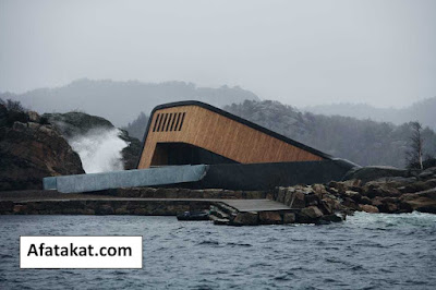في أوروبا إطلاق أول مطعم تحت الماء