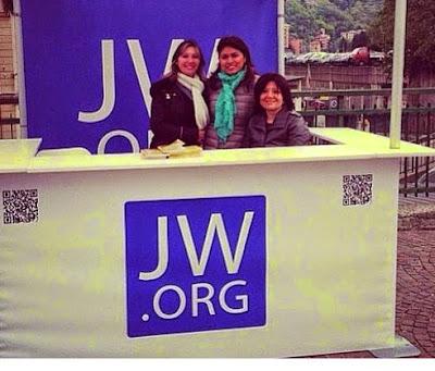 JW ORG торговля литературой