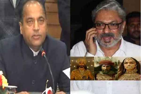himachal-pradesh-cm-jai-ram-allowed-padmavat-to-release-in-state