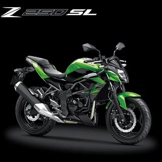 Kredit Motor Kawasaki Z-250-SL Murah Terbaik