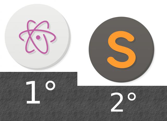 Atom – seu próximo IDE?