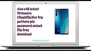 vivo-v15-pd1831f-flash-file-stock-firmware-download