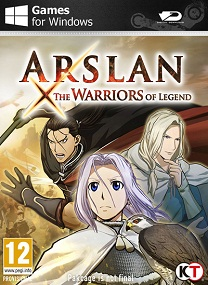 Arslan The Warriors of Legend Repack-CorePack