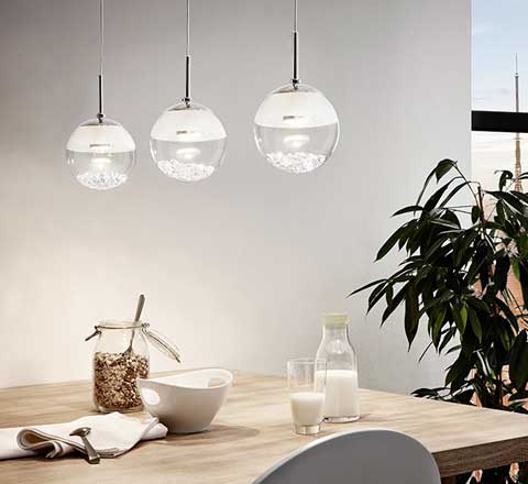 Instalaciones eléctricas residenciales - Luz blanca