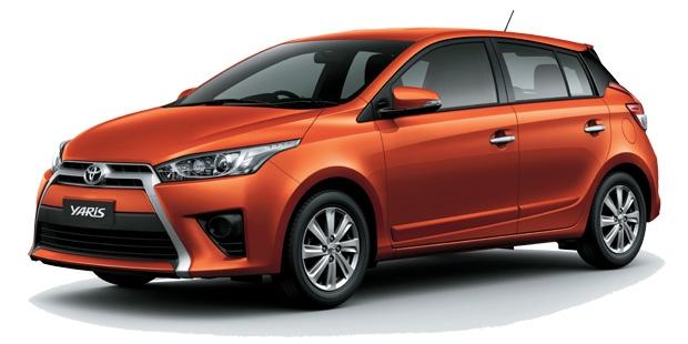 Gambar Toyota Yaris 2015