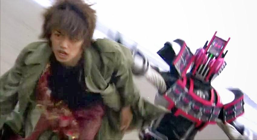 Kamen rider decade 03 [sub indo].