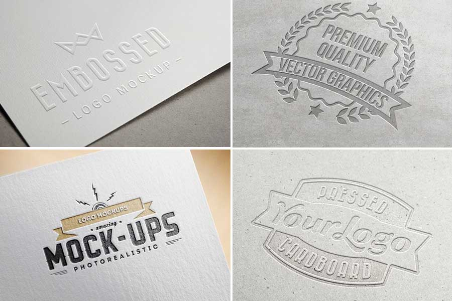 All About Logo Mockups