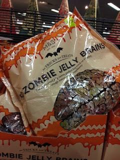 zombie jelly brains