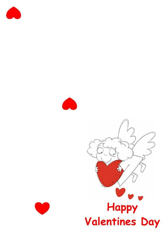 December 2011 2018 Valentine Card Free Happy Valentines Day