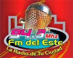 Radio-Fm-del-Este-94.3-FM-en-Vivo