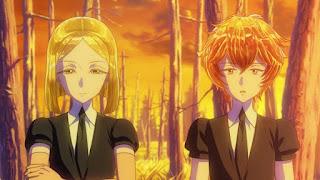 جميع حلقات انمي Houseki no Kuni مترجم عدة روابط