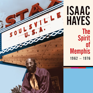 Isaac Hayes' The Spirit of Memphis box set