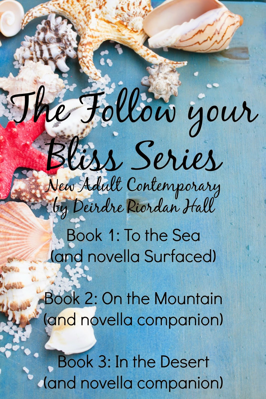 Follow Your Bliss Box Set Giveaway! | Deirdre Riordan Hall