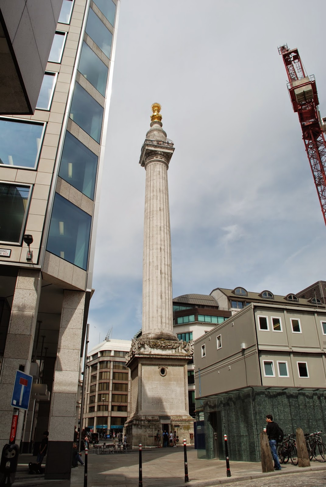 The Monument, London