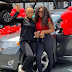 #BBNaija star, Mercy Eke gifts her sister a car on her birthday