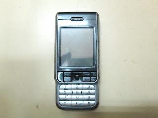 Nokia 3230 Rusak Buat Kanibalan Fullset Eks Garansi Nokia Indonesia Segel