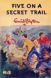 Download free ebook Famous Five 15 - Five On A Secret Trail By Enid Blyton pdf