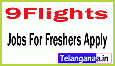 9Flights Services Private Limited Recruitment Jobs For Freshers Apply