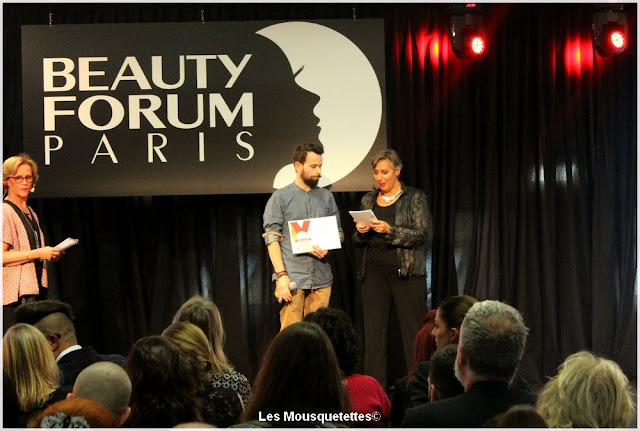 Beauty Forum Awards 2016 - Tonsor&Cie - Barbier - Blog beauté Les Mousquetettes©