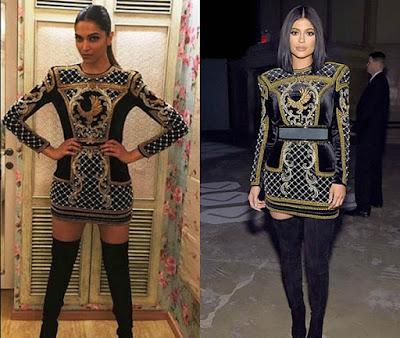 Deepika wears Kylie Jenner copy dress on Bigg boss