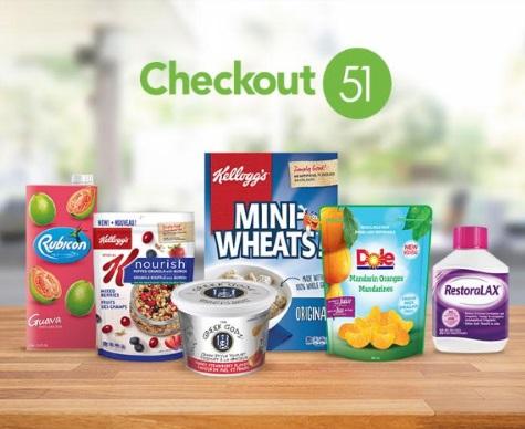 Checkout 51 Sneak Peek Rebate Offers July 13-19