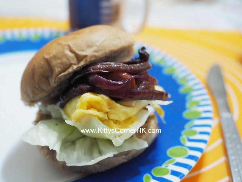 Homemade Hamburger DIY recipe 自家漢堡包 自家烘焙食譜